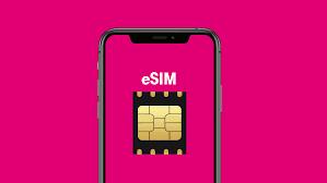 T-Mobile heeft eSim