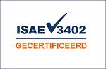 ISAE3402 certificering