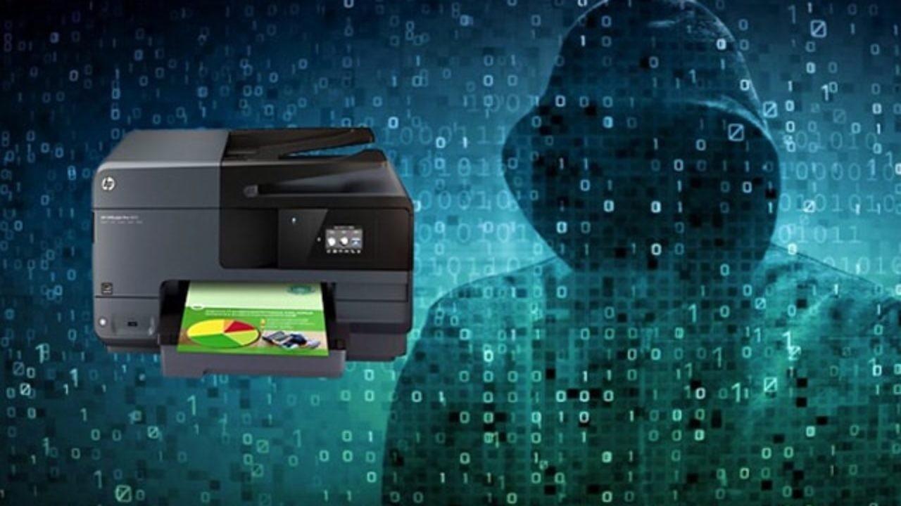 LET OP: Lek in printerprogramma Windows